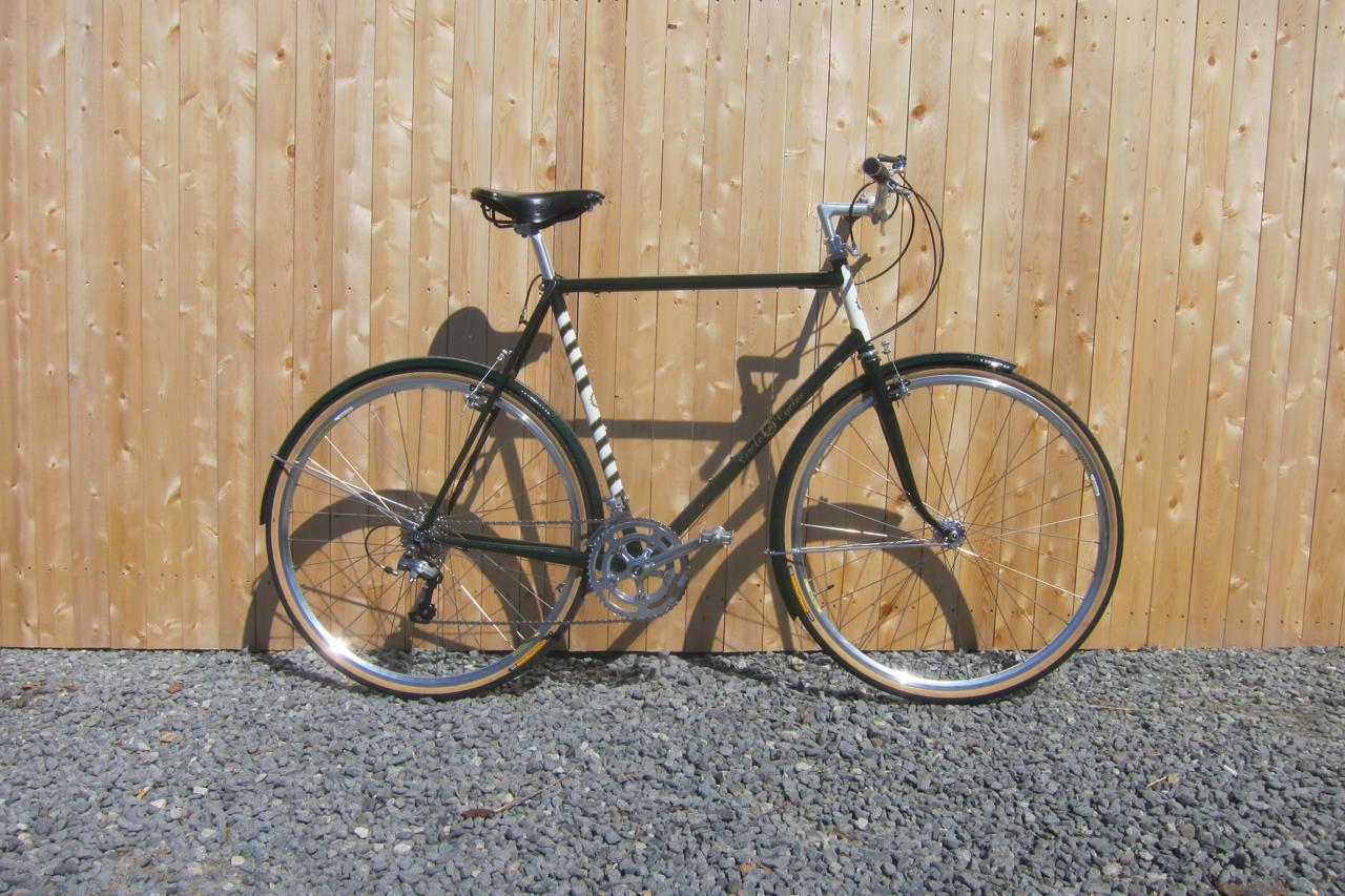 Riser Bar Road Bike Big Bike Little Bike