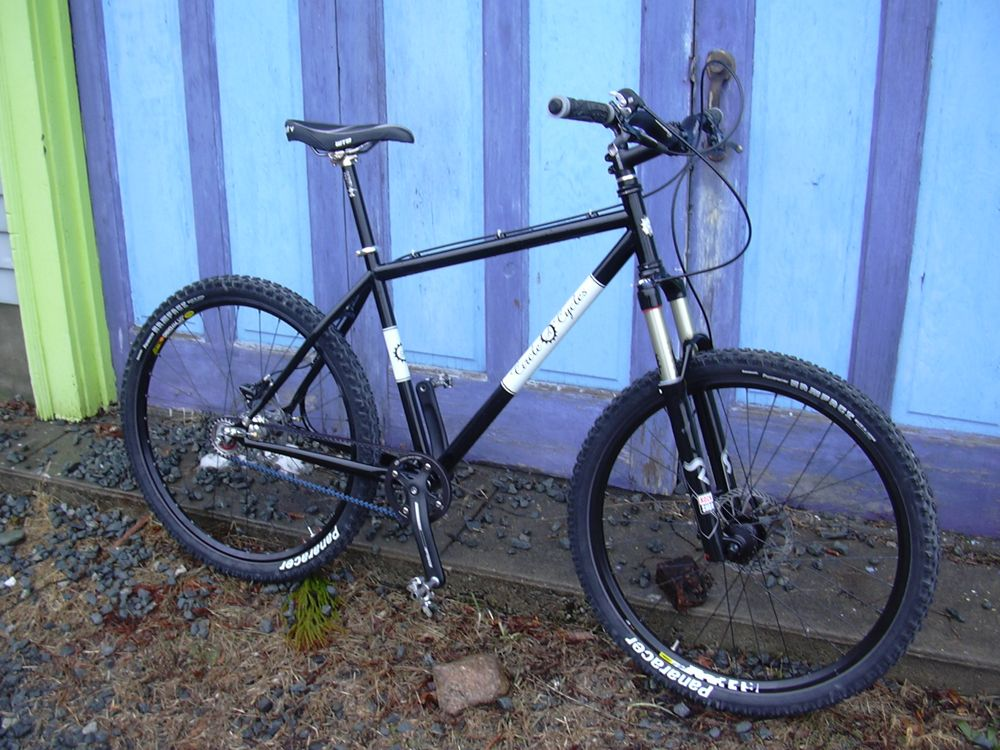 Bullwhip » Blog Archive » BELT DRIVE SINGLE SPEED MTB